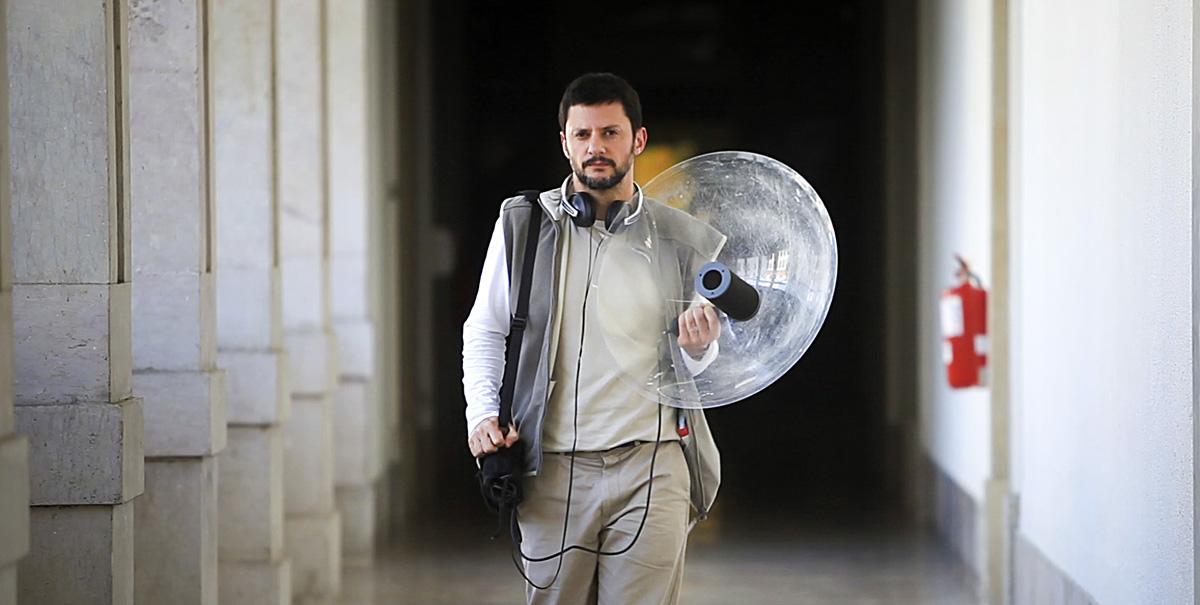 02 Maio 2013 - Paulo Marques no Museu de História Natural