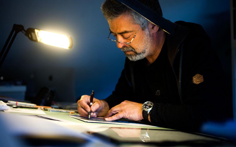 Pedro Salgado. Foto: Joana Bourgard