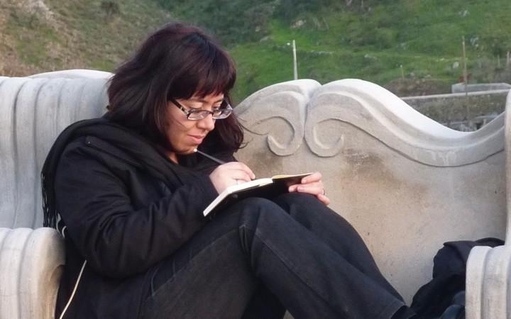 Lúcia Antunes. Foto: DR