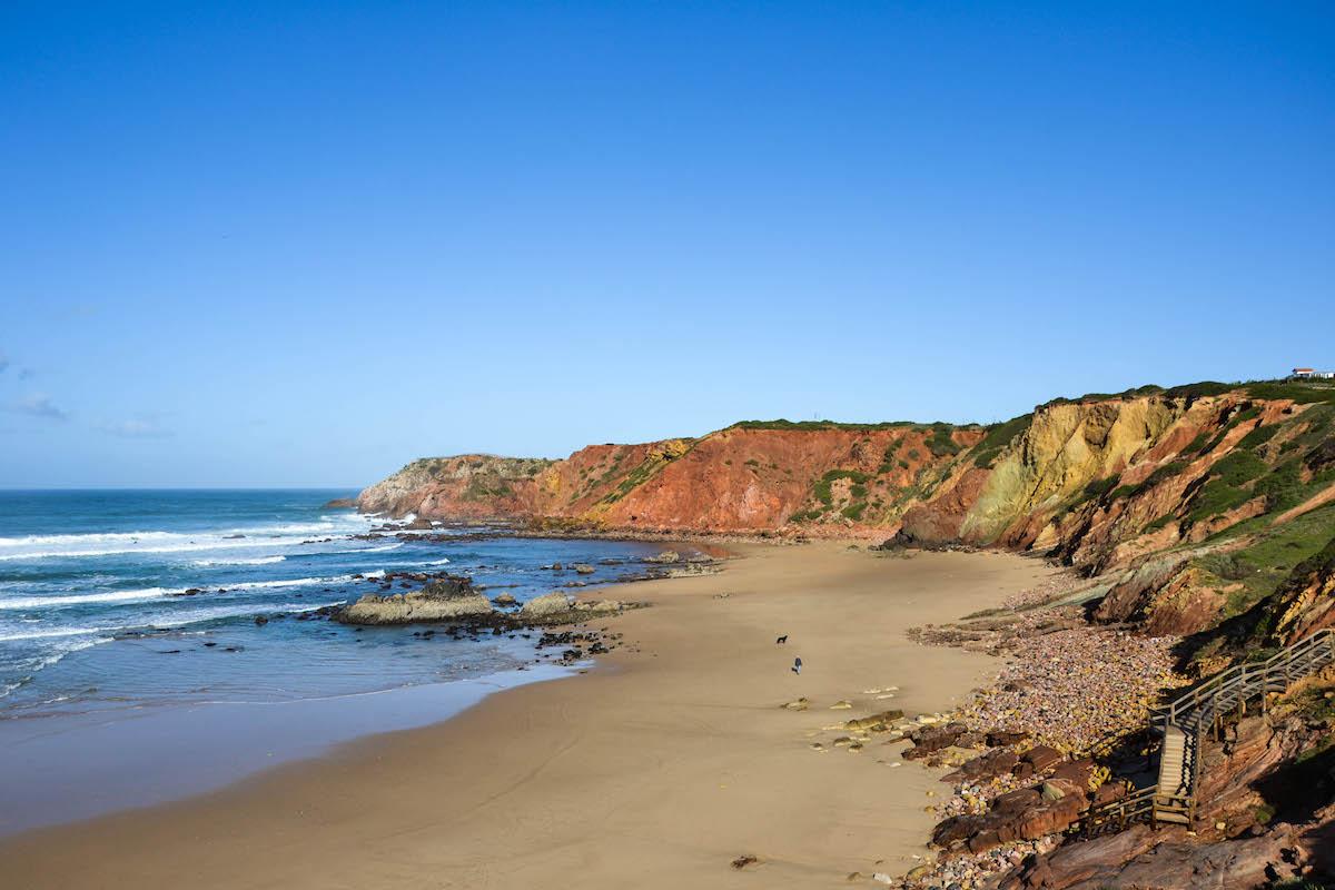 Praia do Amado – Norte