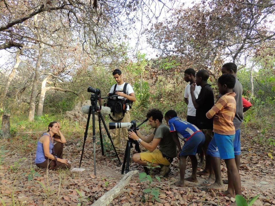 Investigação na Guiné-Bissau