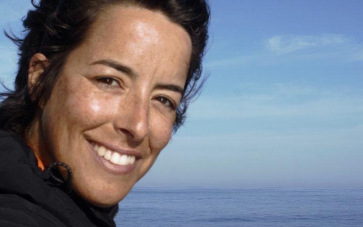 A investigadora Sílvia Monteiro. Foto: Universidade de Aveiro