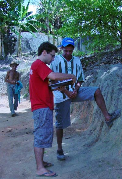 A fazer inquéritos no Brasil
